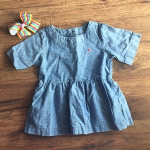 🌈3 for $13/ 24 months carters dress